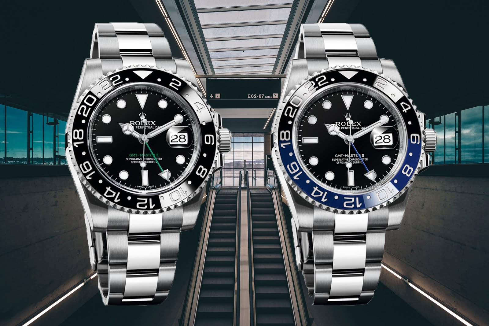 GMT: 2016 Rolex GMT-Master II Configurations