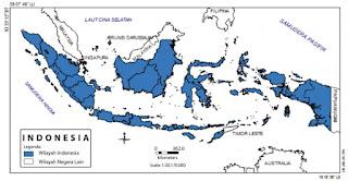 Pengertian dan Pengaruh Letak Astronomi Indonesia