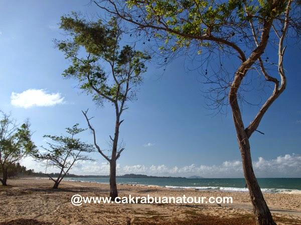 wisata pantai matras bangka