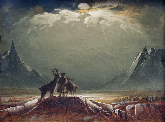 Peder Balke - National Gallery