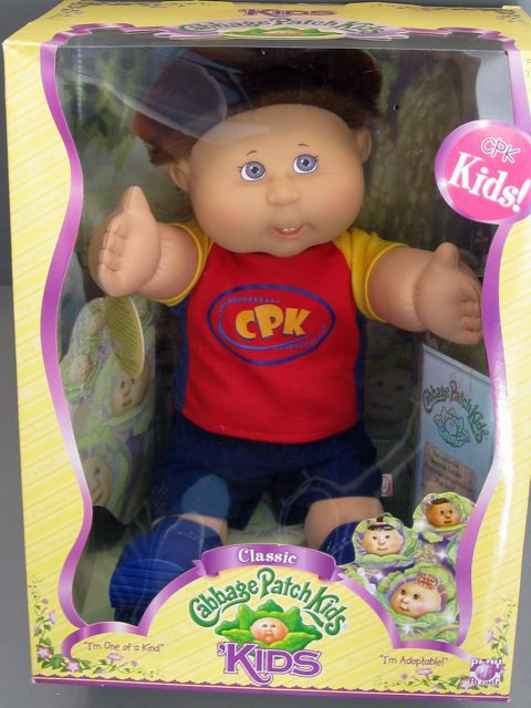 Cabbage Patch Kid Babyland Mini Dolls by Jakks Pacific | The Toy Box  Philosopher