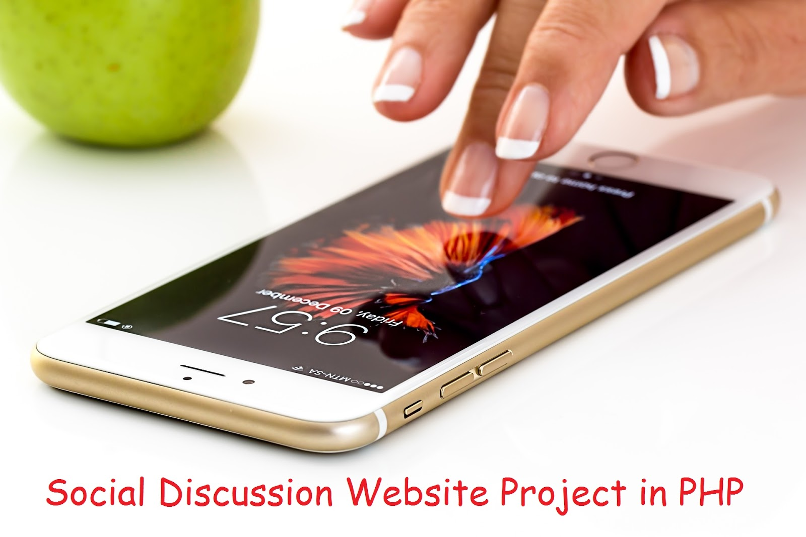 Social Discussion Website Free Source Code in PHP