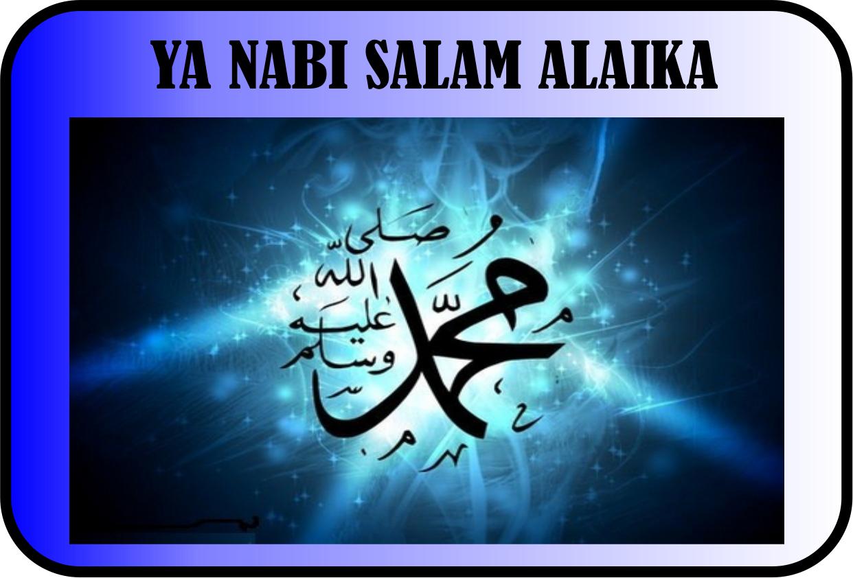 Lirik Sholawat Ya Nabi Salam Alaika Versi Latin Dan Arabnya