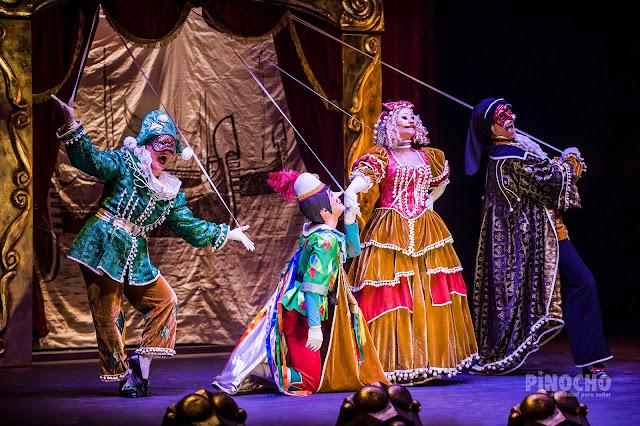 pinocho, un musical para soñar teatro campos