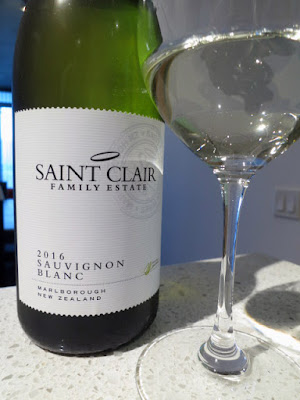 Saint Clair Family Estate Sauvignon Blanc 2016 (88 pts)