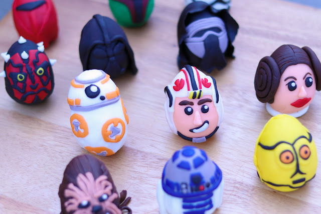 Star Wars Easter Craft