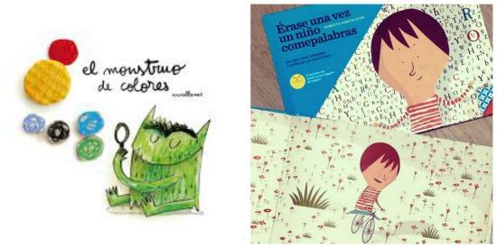2 libros infantiles para la educaión emocional