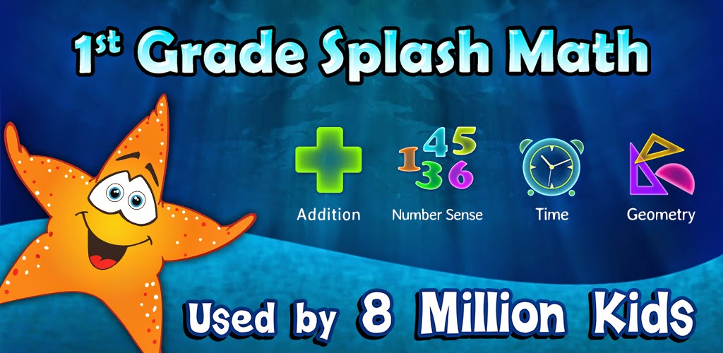 #FreeMathApp Splash Math Kids Educational App Review