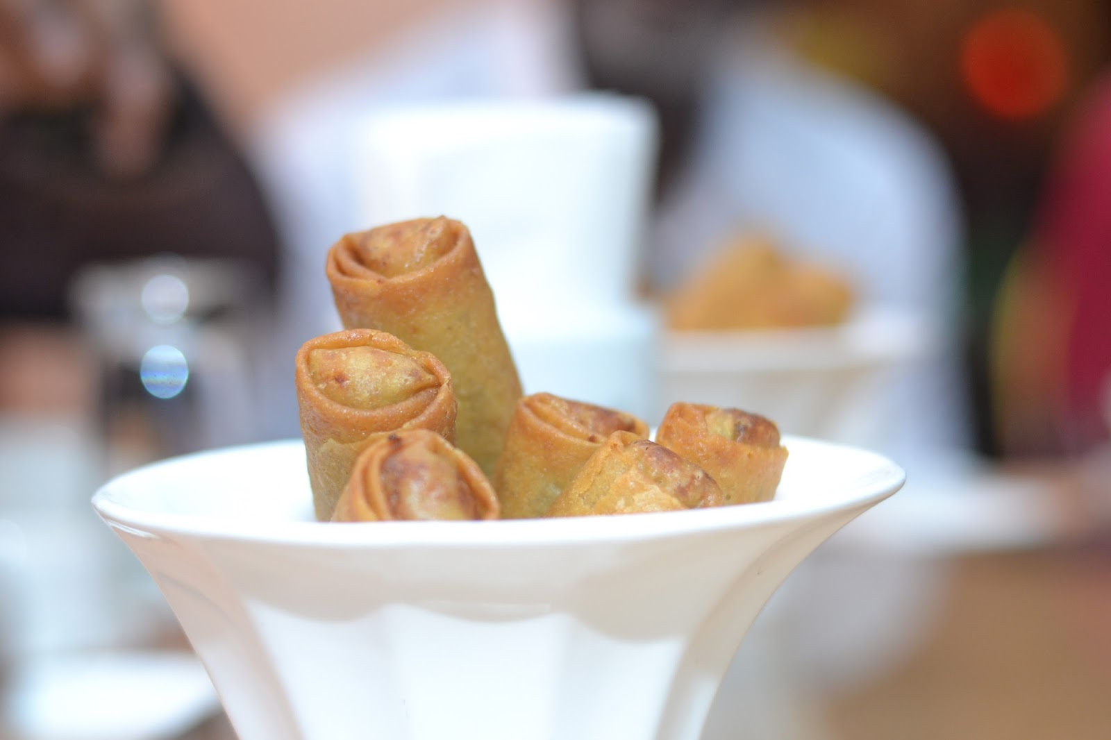 Chinese Spring Rolls at Pearl Garden Restaurant Lagos