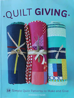 QUILT GIVING-QUILT BOOK