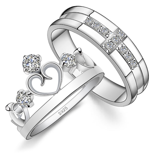 Wedding Rings His And Hers Cheap