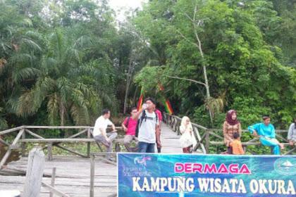 Wisata Alam Pekanbaru dan Pujian si Cantik Marischka
