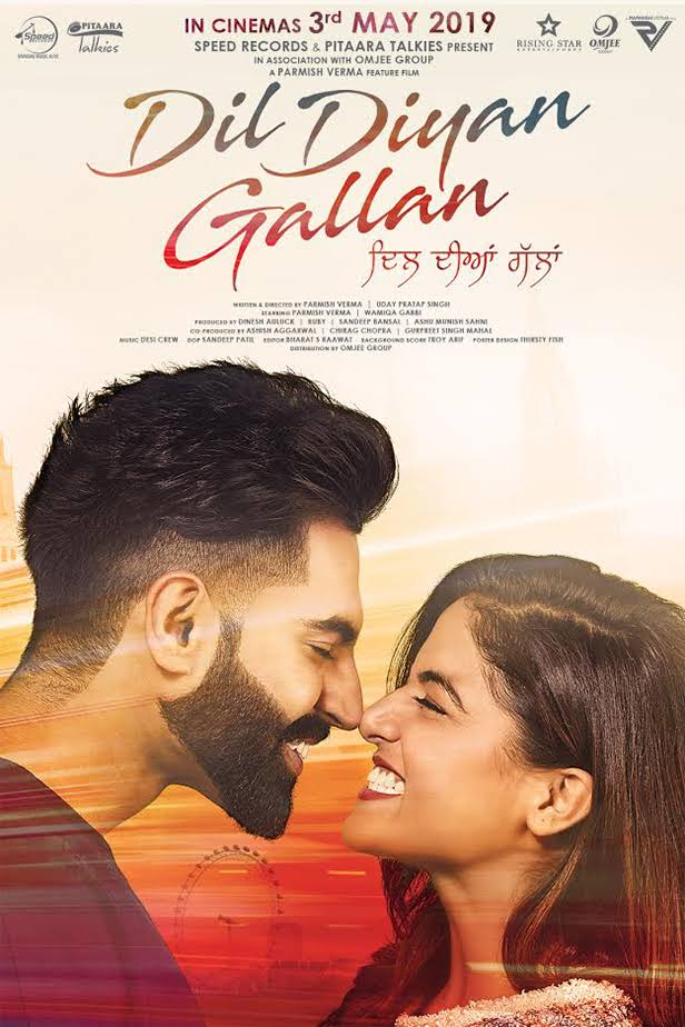 Dil Diyan Gallan 2019 Punjabi 350MB WEBRip 480p Free Download