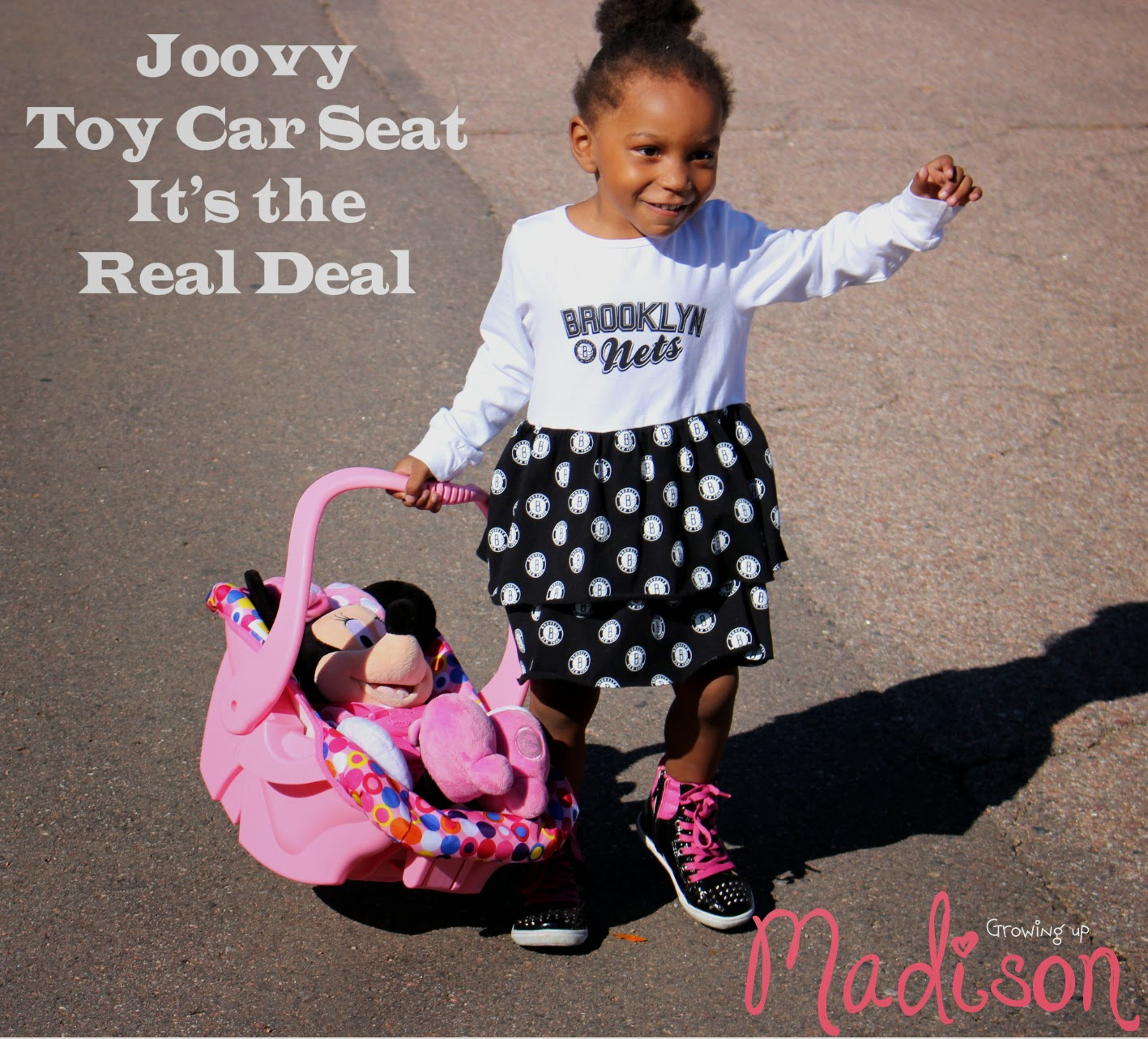 I Received The Joovy Toy Car Seat For My Dolls And Couldnt Have Been More Delighted If Youre Wondering It Is Also Available In Blue So Little Boys Can