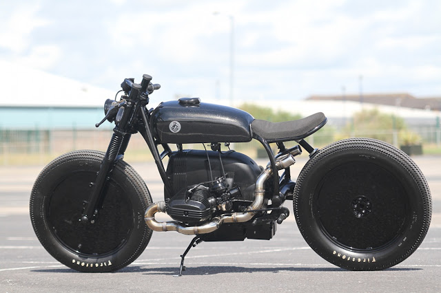 BMW R80RT By Liberty Motorcycles Hell Kustom