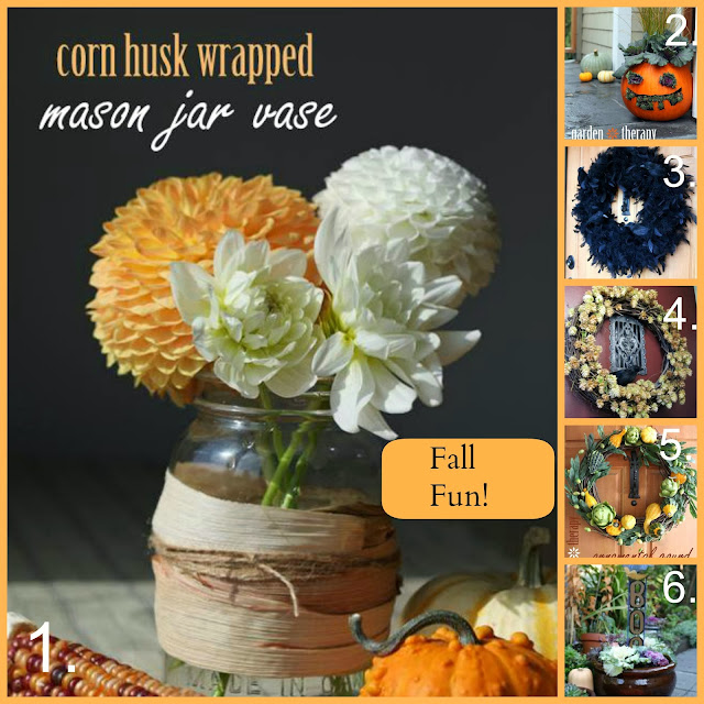 Beautiful Fall Projects http://gardentherapy.ca/