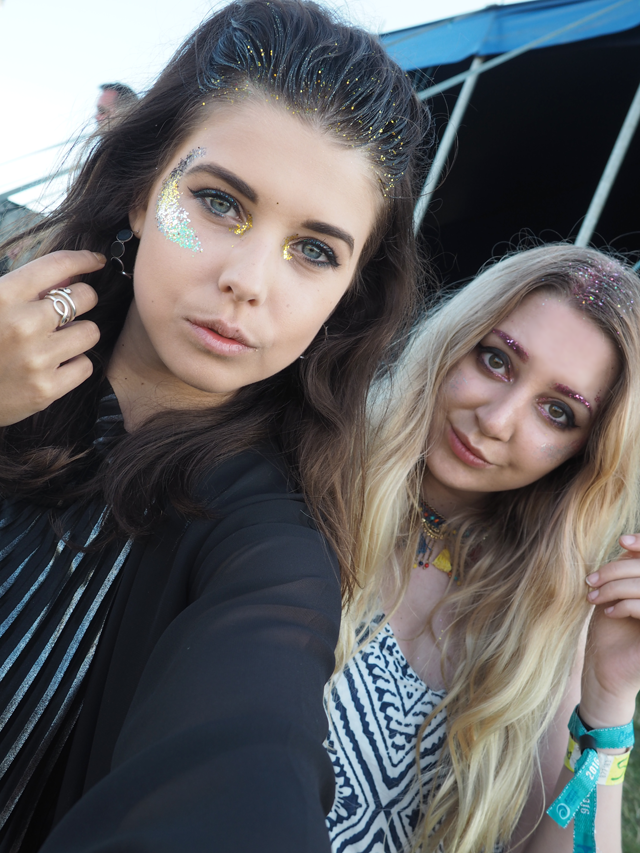 how to festival make up blog