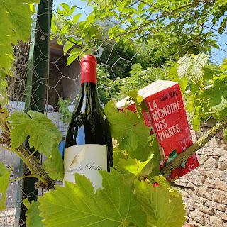 la mémoiredes vignes Ann Mah Cherche Midi Master of Wine Bourgogne Beaune Domaine des Perdrix Vin Roman blog blogueuse avis critique chronique