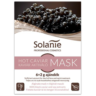 Passatempo Máscara de Caviar