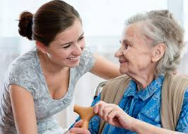 Jobs and Career in Elderly Care