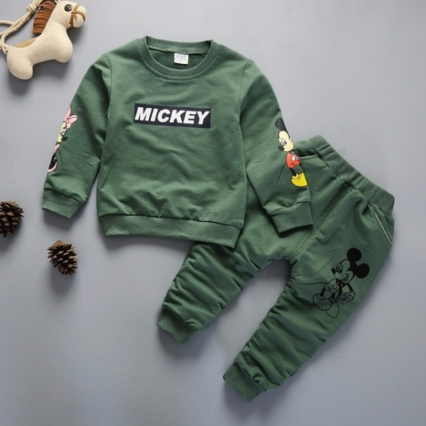 Infant Outfit Kids Clothes Suit Tracksuits