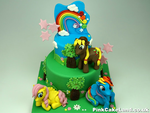 Childrens Birthday Party Cakes in London