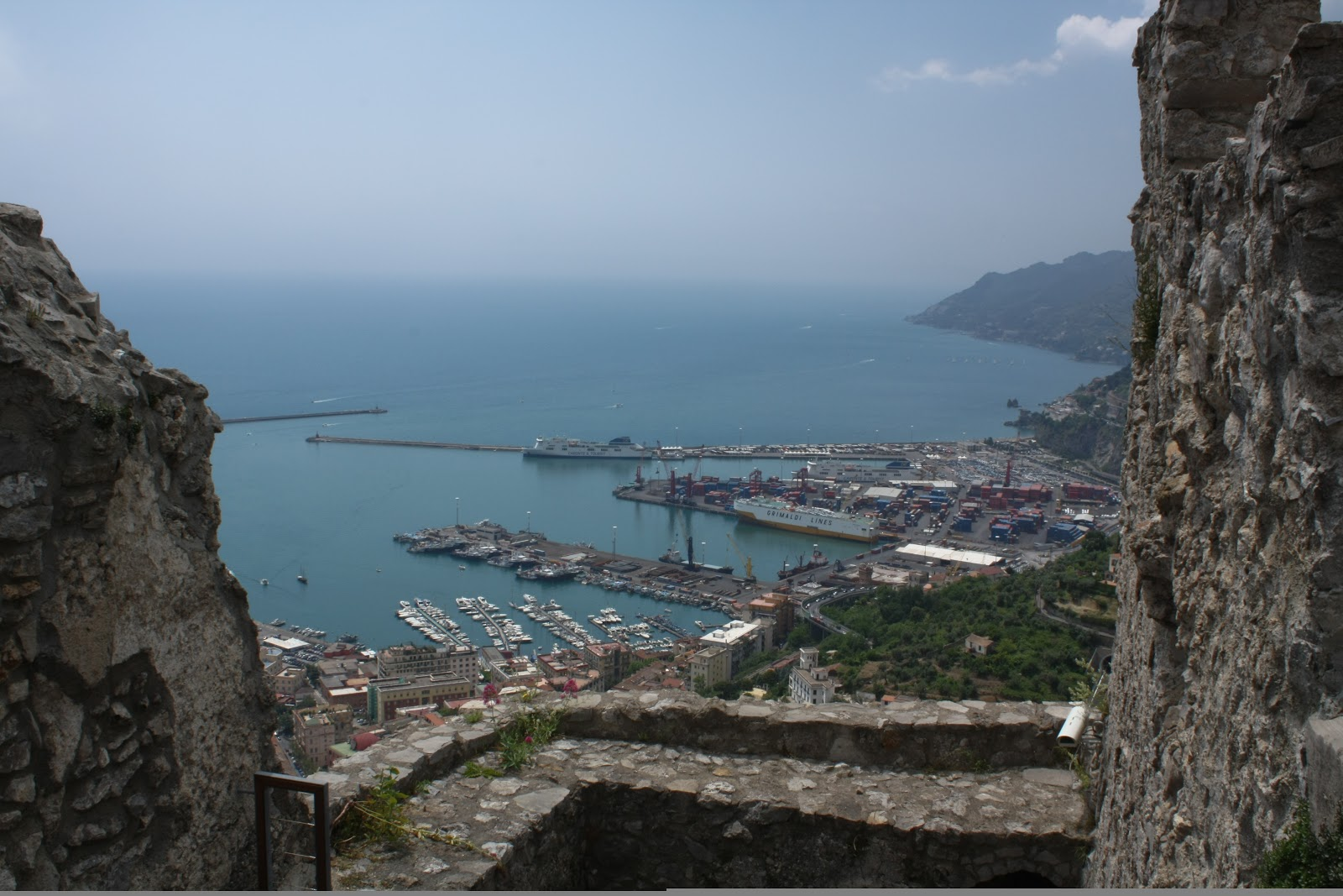 TOP WORLD TRAVEL DESTINATIONS: Salerno, Italy