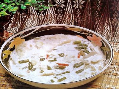 Gambar Resep Sayur Gulai Putih