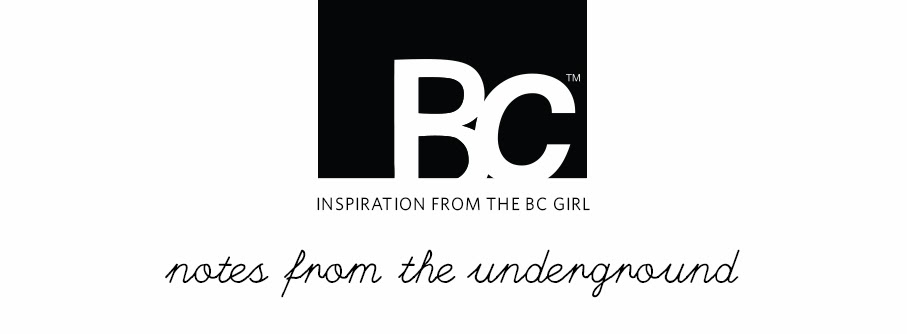 BC Footwear Notes From the Underground: crafTuesday
