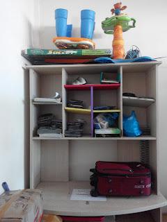 Beberapa mainan yang bisa digunakan anak-anak selama di rumah singgah dan menunggu jadwal terapi