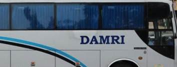 Damri Lampung Kampung Rambutan
