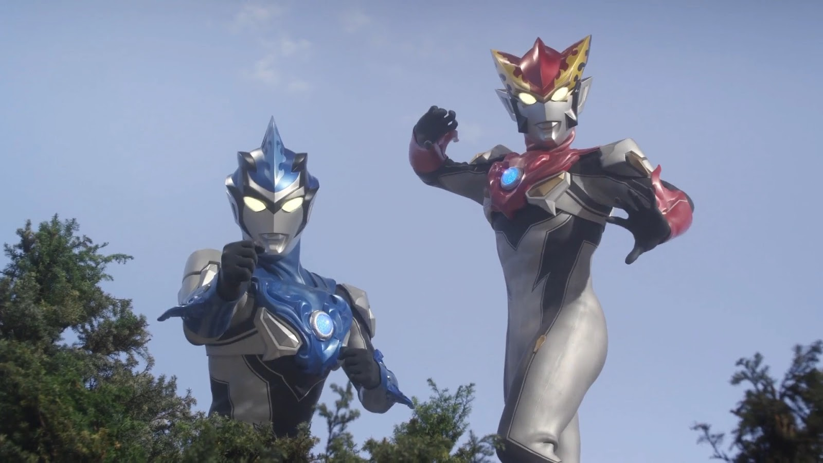 My Shiny Toy Robots: Series REVIEW: Ultraman R/B