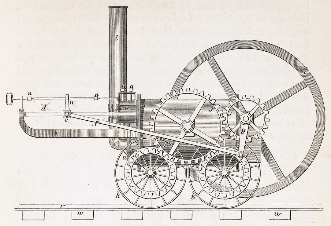 a history of the steam carriage invented in the 18th century Eighteenth century inventors and inventions: the 1700's  this invention  provided the first generator of continuous electrical current  in 1765, watt  revolutionized the steam engine, redesigning it so that it was much more efficient  and four.