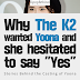 "Why The K2 wanted Yoona and she hesitated to say ""Yes"""