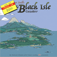 Free GM Resource: The Black Isle Gazetter