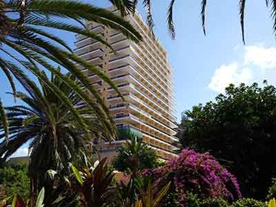 Los principales instalaciones y servicios de este establecimiento hotelero de Puerto de la Cruz