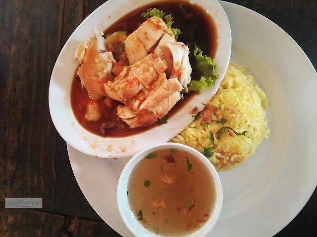 Nasi Ayam CEN