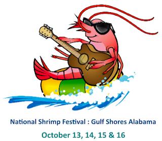 Gulf Shores Alabama 45th Annual National Shrimp Ferstival