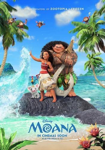 Moana 2016 Full Movie Download
