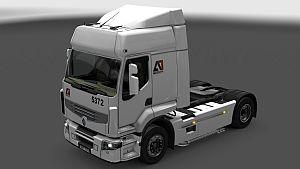 AVP skin for Renault Premium