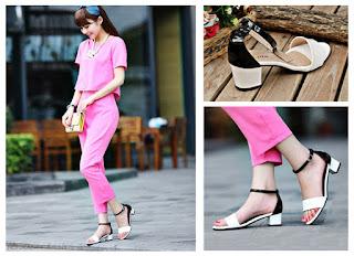 Các mẫu giày nữ đẹp được nhiều chị em ưa chuộng tại Sowon