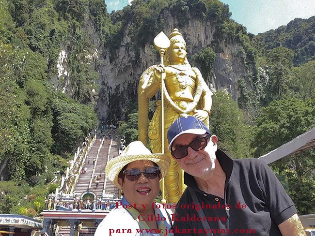 Batu Caves en Kuala Lumpur