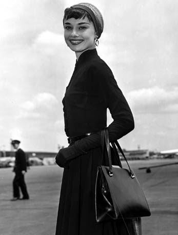 Buon compleanno, Audrey!