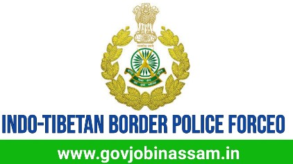 ITBP Recruitment 2018, govjobinassam