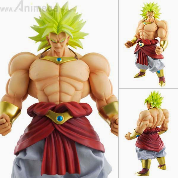 LEGENDARY SUPER SAIYAN BROLY Dimension of DRAGON BALL FIGURE MEGAHOUSE
