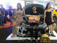 Fandi Harjatno, Juara Pertama New Agya Show Off 2017