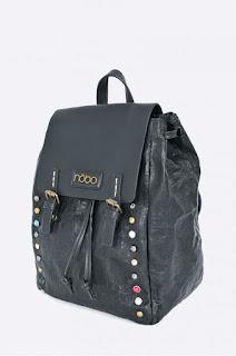 Rucsac negru de dama modern model nou