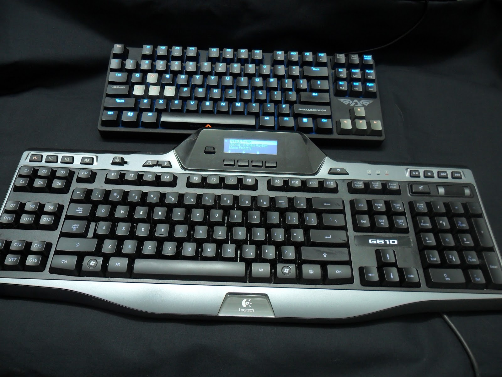 Unboxing & Review: Armaggeddon Black Hornet MKA-3 Mechanical Gaming Keyboard 12