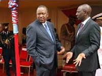 uhuru corruption - Details of RUTO's meeting with UHURU that saved ROTICH, CHELUGUI and KIUNJURI from sacking yesterday-They would be crying like RASHID ECHESA
