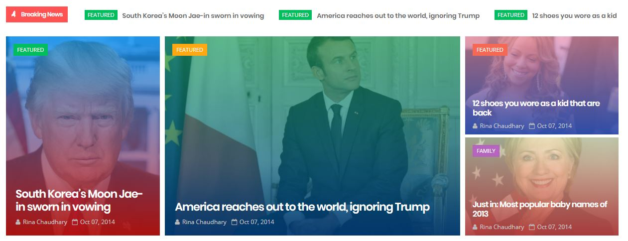 Template Blogspot tin tức Free 2018 - Có video hướng dẫn cài đặt